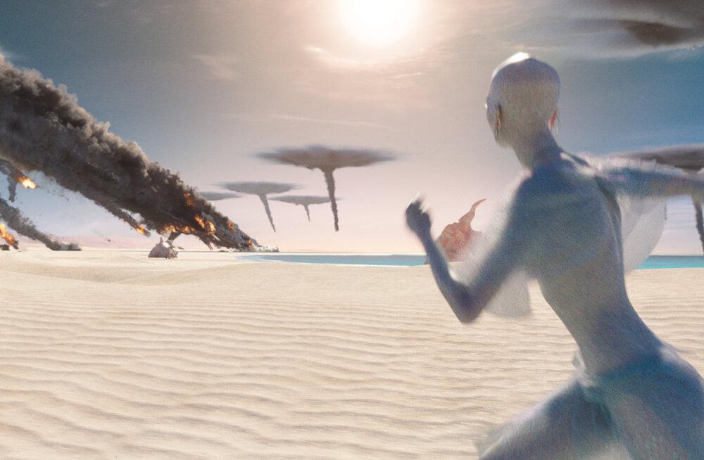 """ARVUSTUS   """"Valerian ja tuhande planeedi linn"""" - fantaasiarikas ja meeletult potentsiaalikas ulmemuinasjutt"""