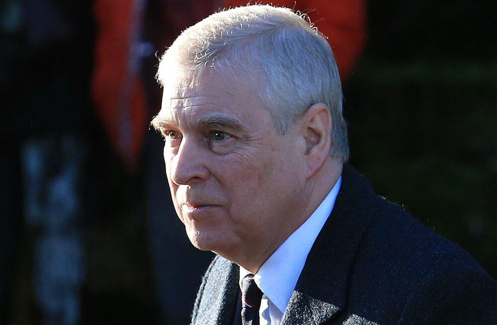 USA prokurör: prints Andrew ei tee Jeffrey Epsteini seksuaalkuritegude juurdlusega mingit koostööd