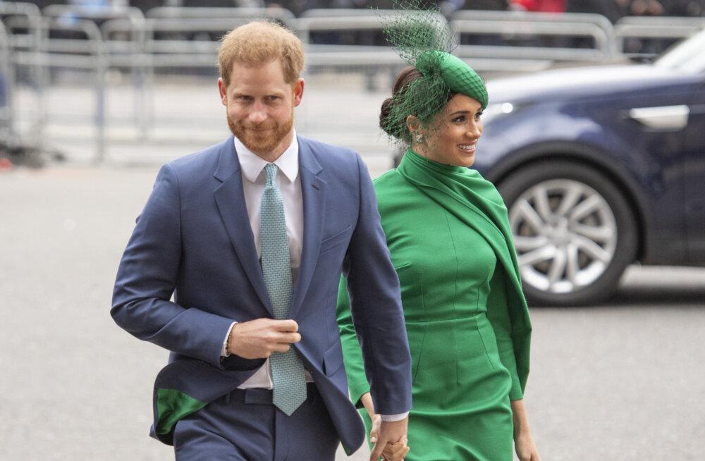 Meghan Markle ja prints Harry sattusid taas karmi kriitika alla: ei saaks valida veel kohutavamat ajastust