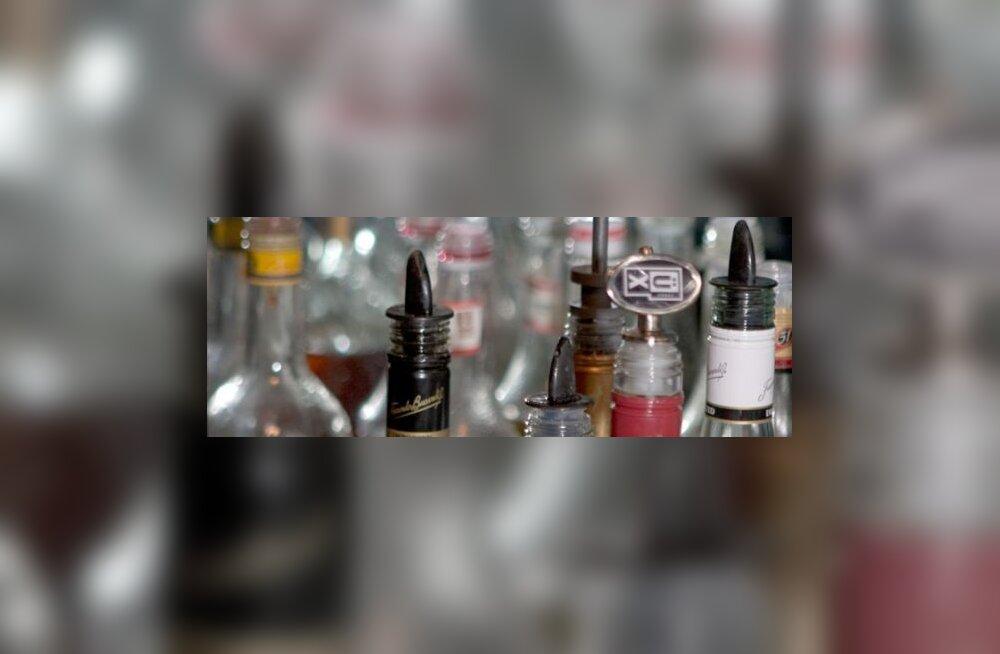 Viin aitab peapõrutust üle elada