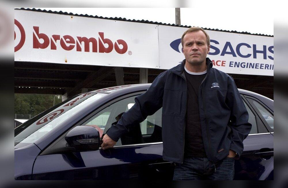 Tommi Mäkineni ralliautode tootmisfirma on kolmandat aastat järjest kahjumis