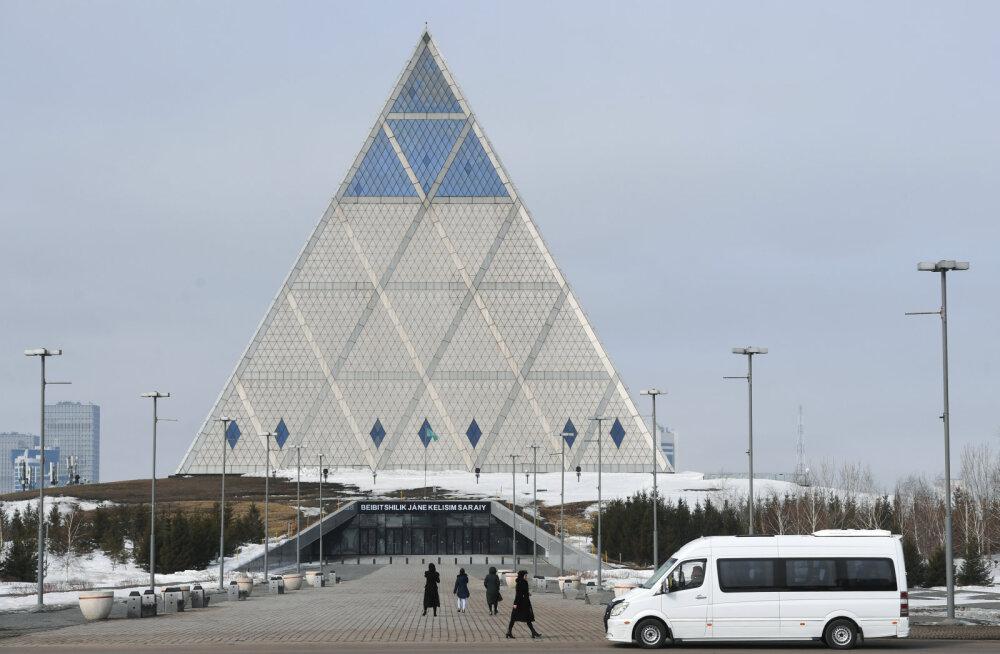 Tele2 pühib Kasahstani tolmu jalgelt