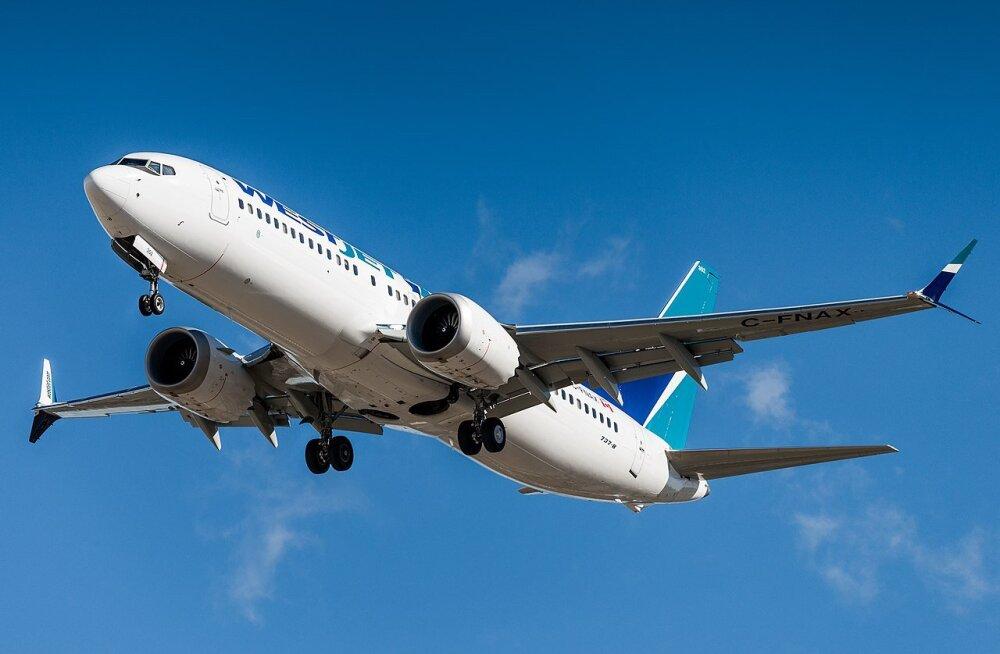 Boeing leidis 737 MAX'e uurides veel ühe vea, mis ei lase lennukil isegi õhku tõusta