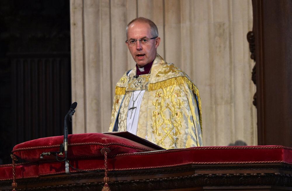 Canterbury peapiiskop toetab Briti referendumil euroliitu jäämist