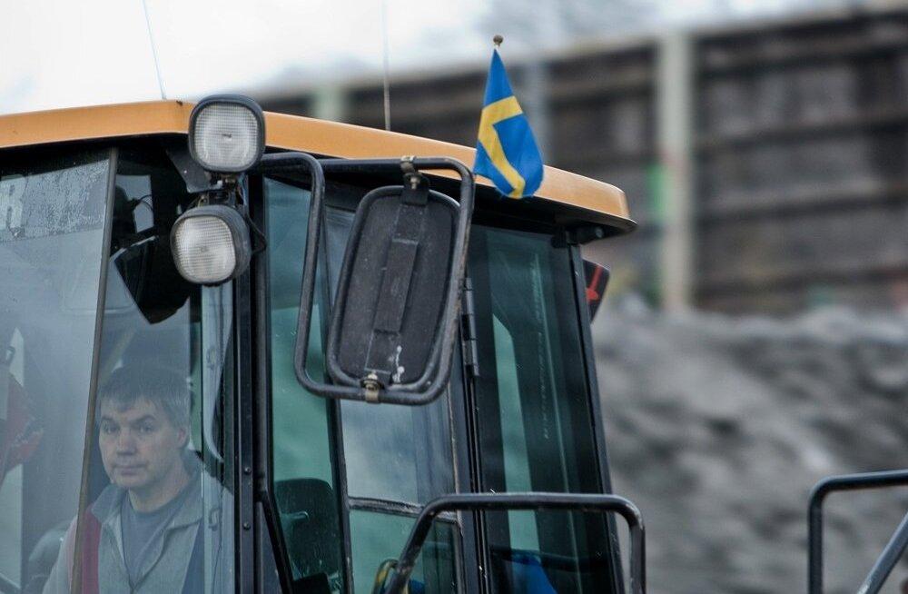 rootsi lipp