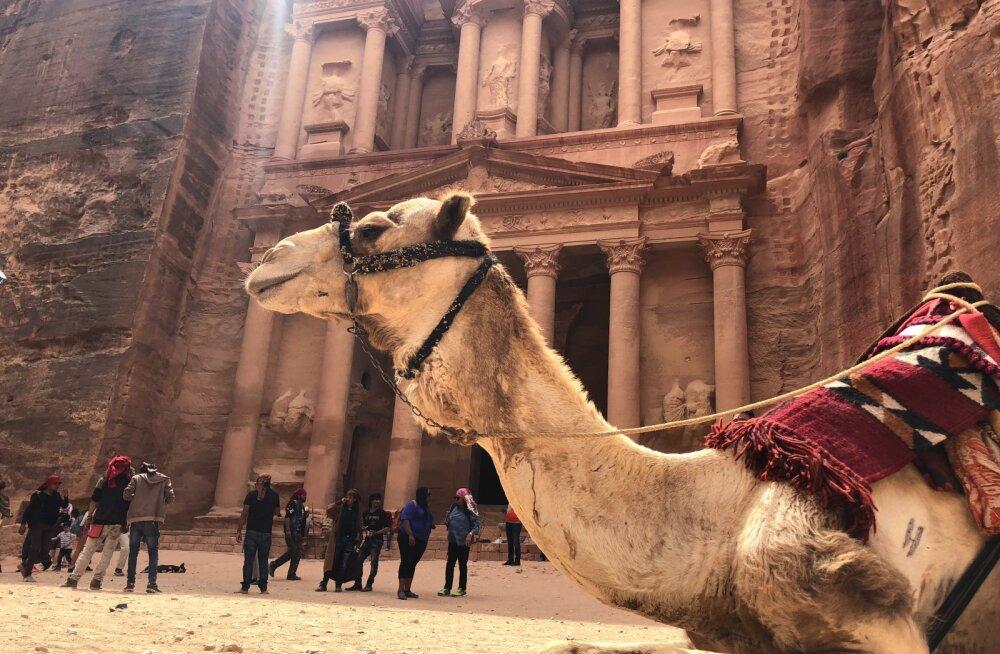 Avasta rikka kultuuripärandiga Jordaaniat: edasi-tagasi lennud Vilniusest Ammani al 52 €!