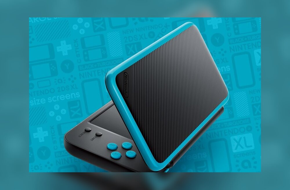 Nintendol läheb nii hästi, et videomängulegend väljastas veel ühe taskukonsooli