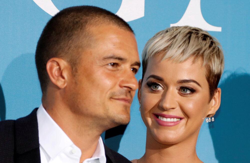 Pulmakellad! Katy Perry ja Orlando Bloom hakkasid lõpuks pulmaplaane pidama