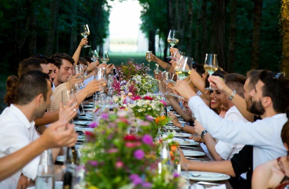 Список гостей на свадьбу — cамый сложный выбор!..