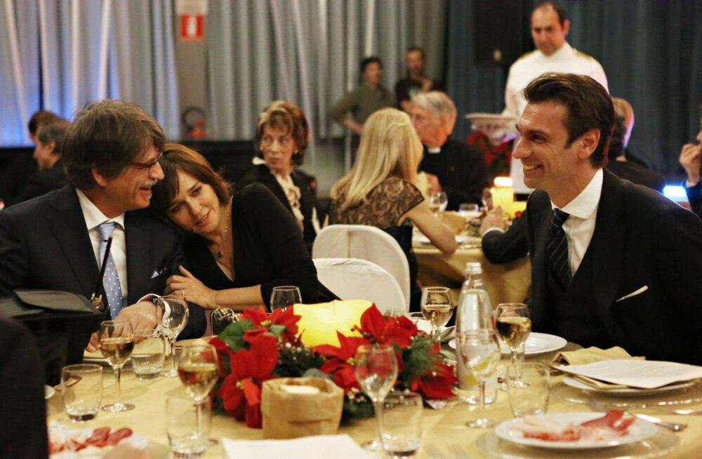 """Itaalia Filmiakadeemia on """"Inimkapitali"""" pärjanud parima filmi ja stsenaariumi auhinnaga."""