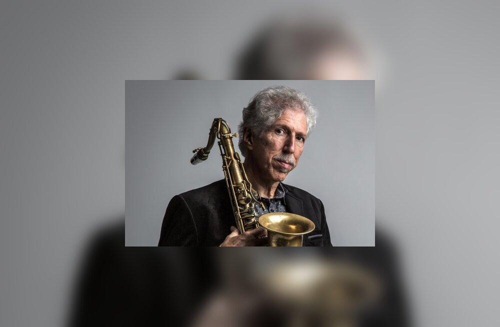 Tallinnas annab kontserdi Grammyga pärjatud maailmakuulus Bob Mintzer