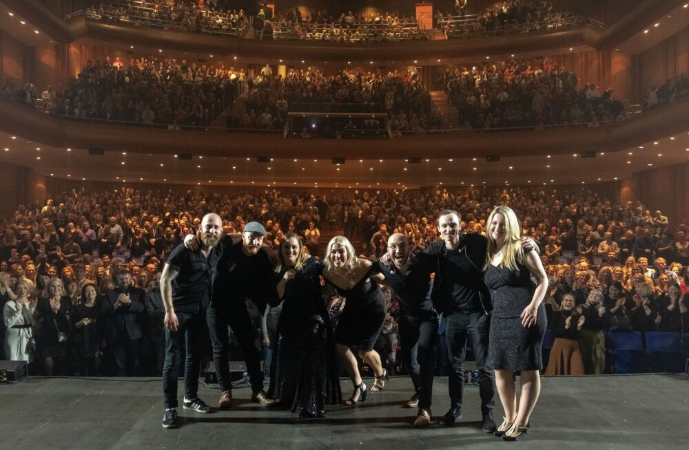 """Someone Like You"" ehk Adele'i laulude kontsert Katie Merkhami esituses"
