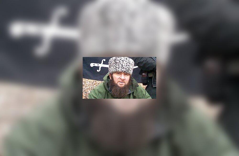 Tšetšeeni iseseisvuslaste liider Umarov on tapetud?