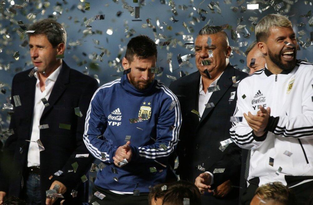 Kas Lionel Messi ja Co saavad lõpuks tiitli kätte?