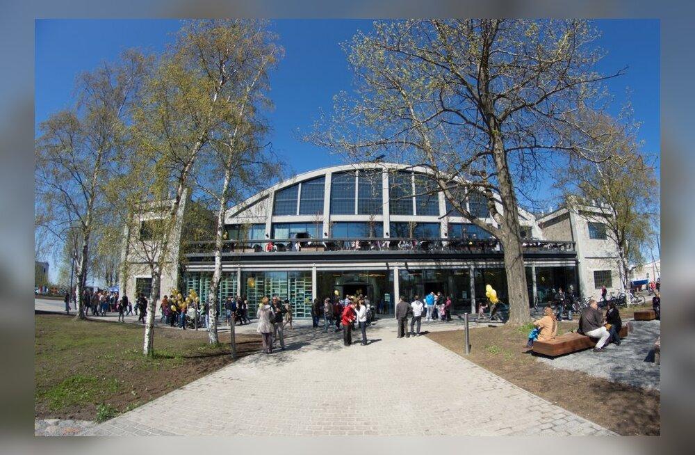 Uus rakendus näitab Tallinna kultuuriradu