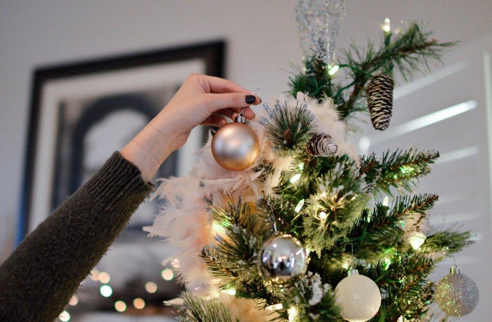 Как нарядить елку на Новый 2019 год Свиньи