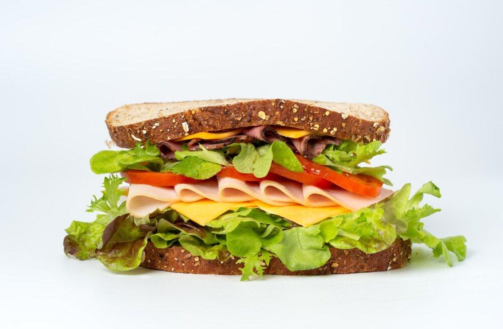 Ужас! Съел бутерброд — остался без ноги