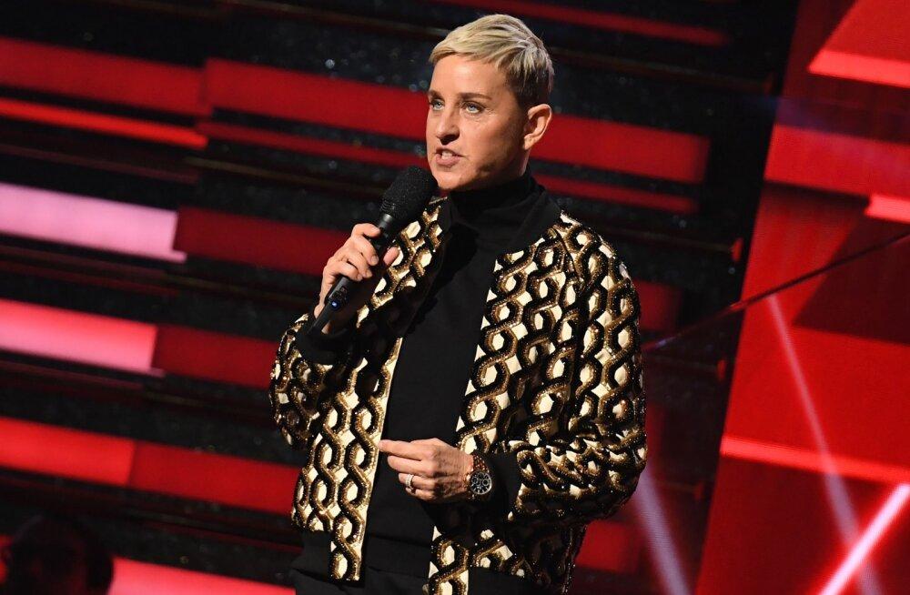 Ellen DeGeneres ei arvanud, et temast levima hakanud jutud nii tõsised on: need on hapud viinamarjad