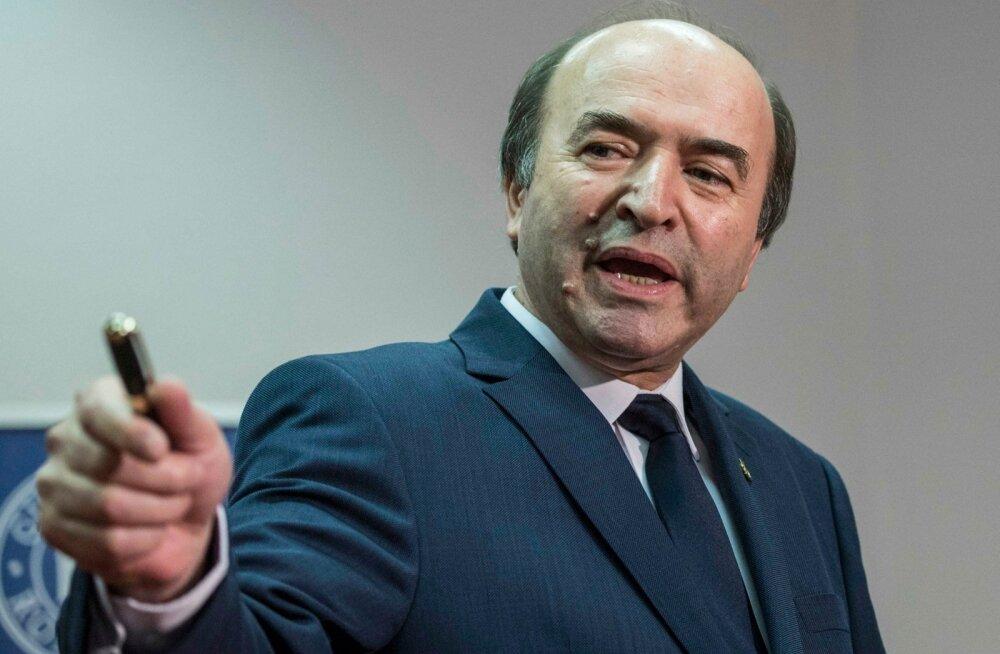 Rumeenia justiitsministri määruse projekt võimaldab korruptsioonis süüdimõistmised 2014. aastani tagasiulatuvalt vaidlustada