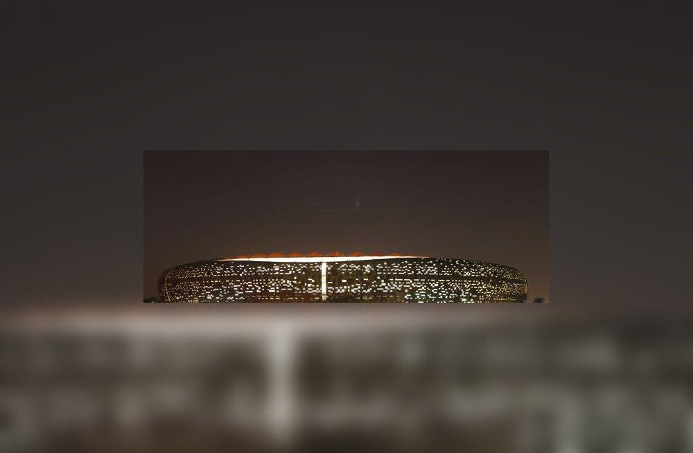 0deced91484 Johannesburgi staadion Reuters/Scanpix. Täna Kaplinnas loositud 2010. aasta  jalgpalli MM-finaalturniiri ...