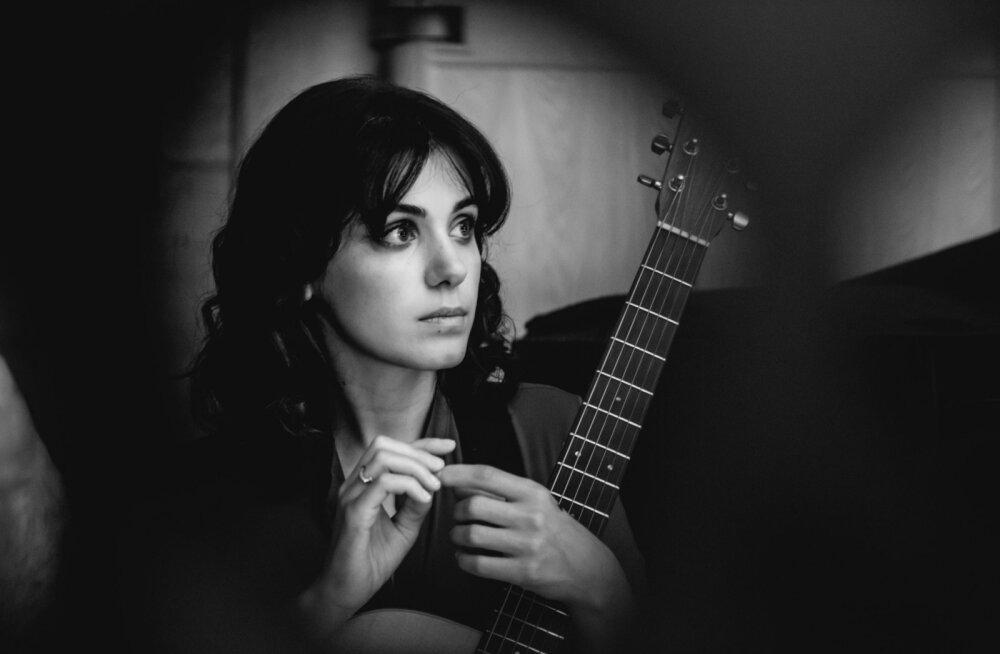 VIDEO | Siiras jazzpopi staar Katie Melua saatis Eestile videosõnumi