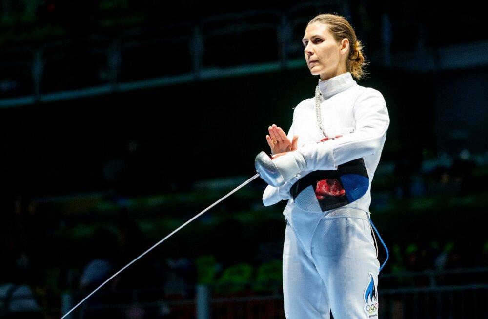 Irina Embrich oli peatreeneri eelistus.