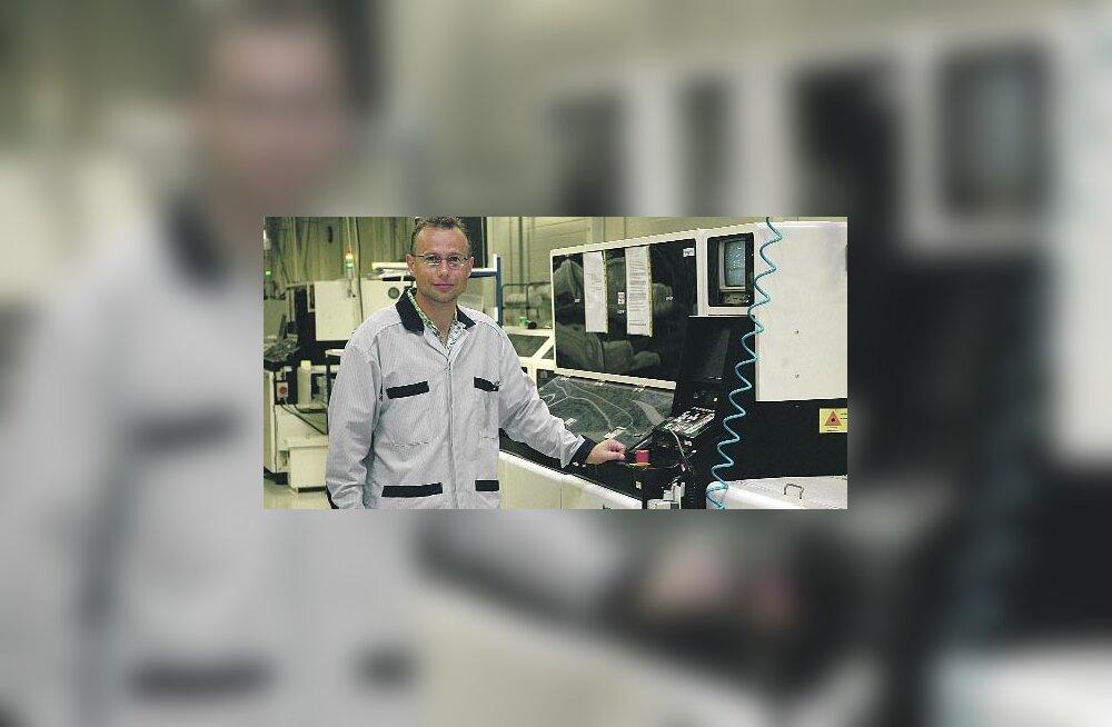 Enics teeb Elva Lõuna-Eesti elektroonikatööstuse keskuseks