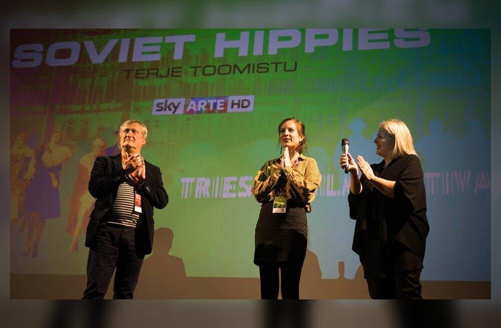 """Dokumentaalfilm """"Nõukogude hipid"""" linastub nimekal festivalil Taanis"""