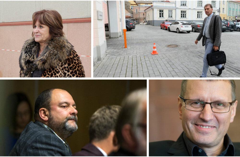 TABEL: Need riigikogulased on autot liisides kuluhüvitistest katnud rohkem kui 450 eurot kuus