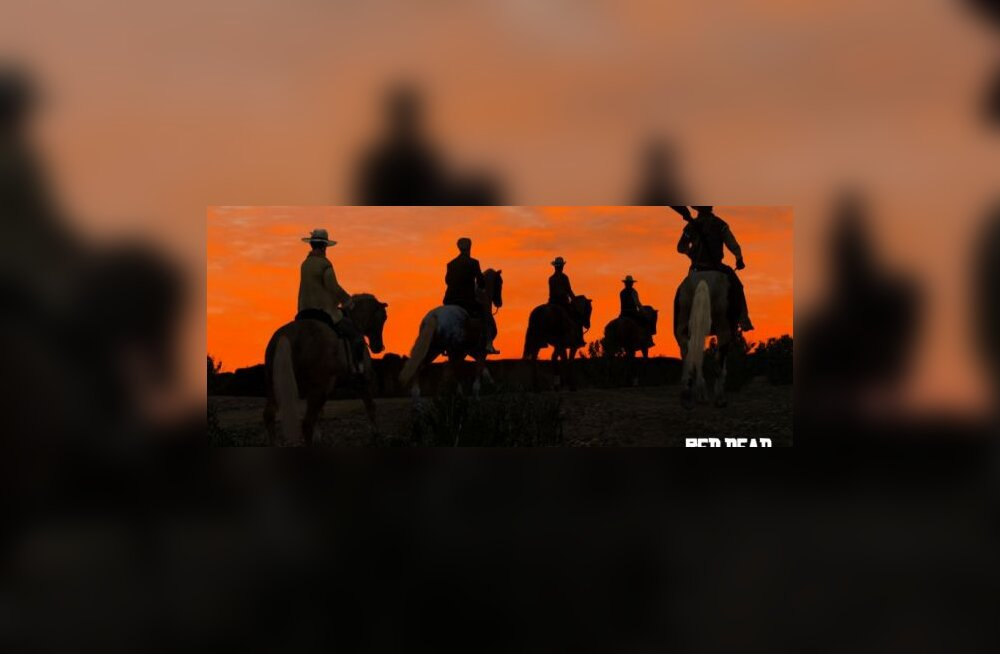 Red Dead Redemption - ebameeldivalt metsik lääs