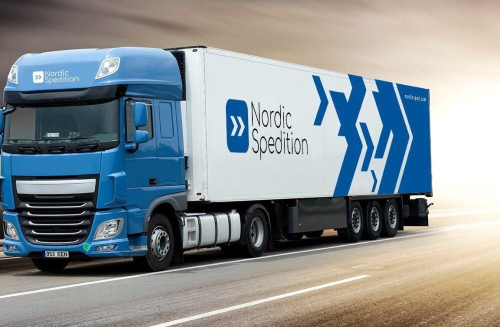 Tühjaks kantimises süüdistatud logistikafirma näitab kiiret kasvu