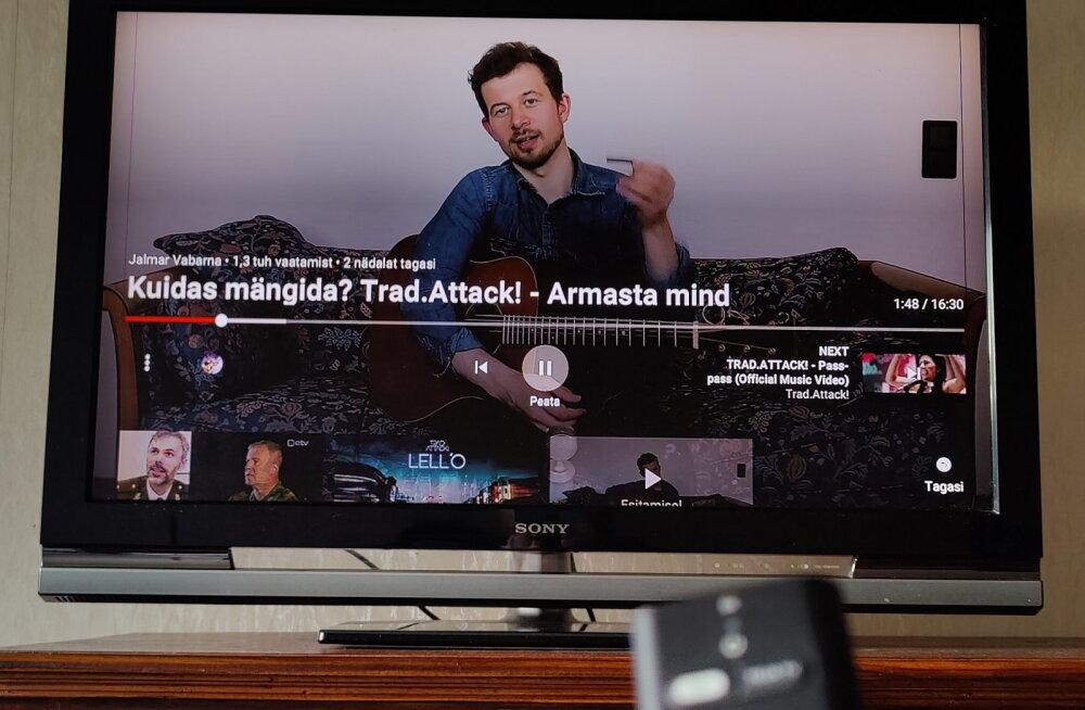 KAS TEADSID? | Telia TV kliendid saavad vaadata YouTube'i telekast