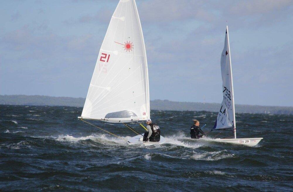 c240c756ede Nädalavahetusel selgusid Lohusalu parimad purjetajad - Sport