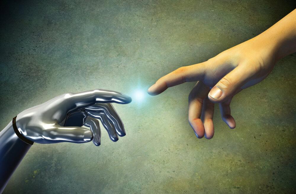 Anomaalne maailm 2: Inimese kujunemine <em>Homo Sapiens</em>ist tehisintellektini