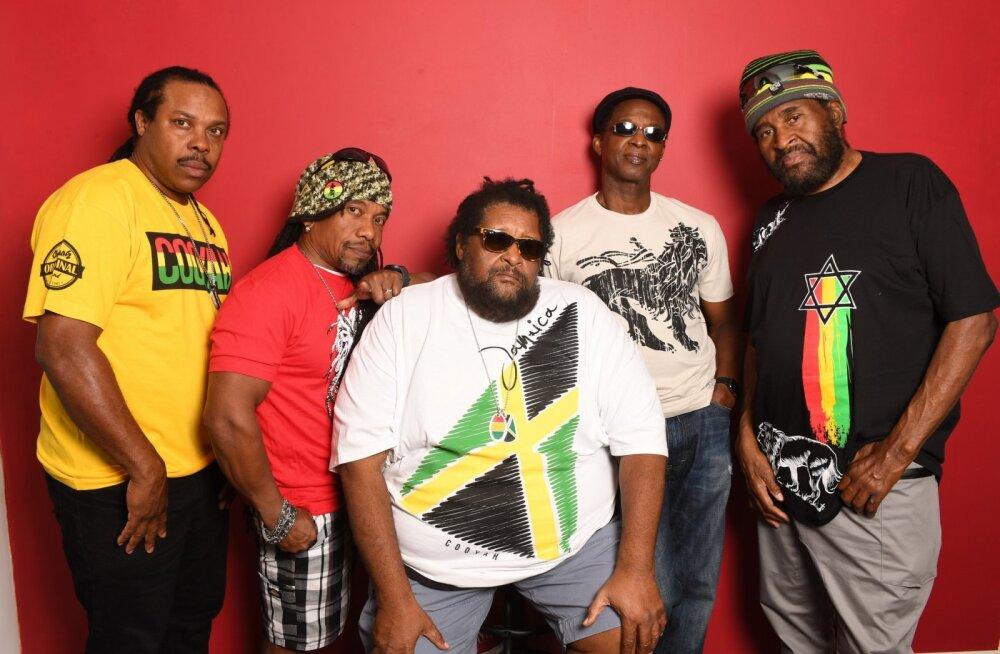 Легендарная ямайская регги-группа Inner Circle отметит в Таллинне свое 50-летие