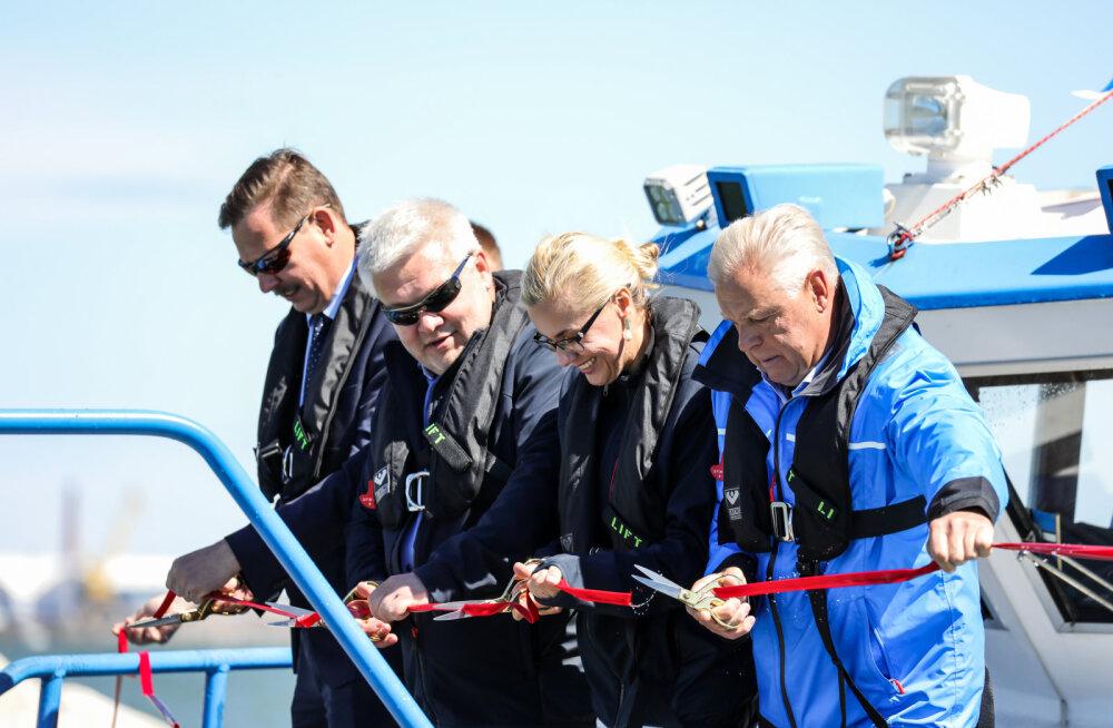 В Какумяэ торжественно открыли новый центр мореходства