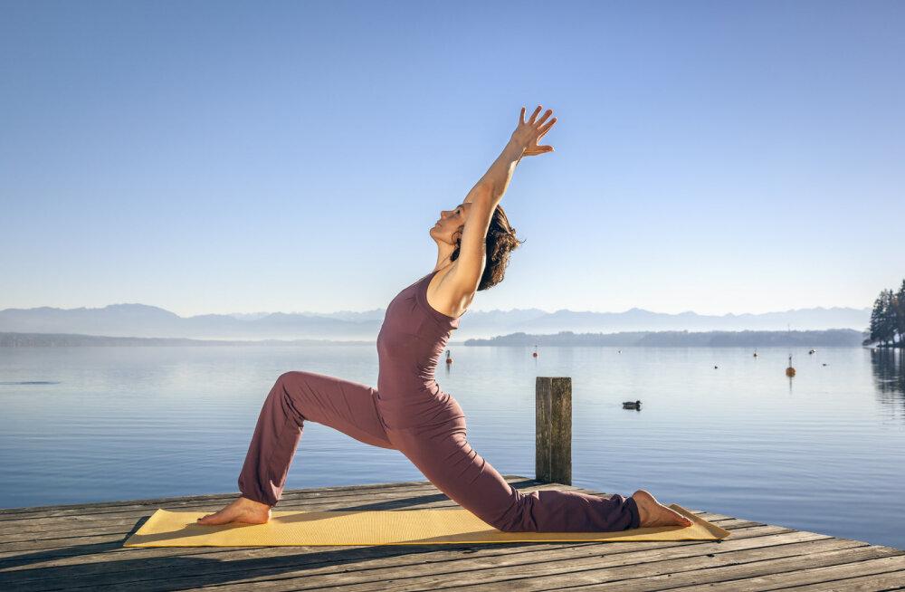 Kas joogateraapia on parem viis tervistumiseks kui jooga?