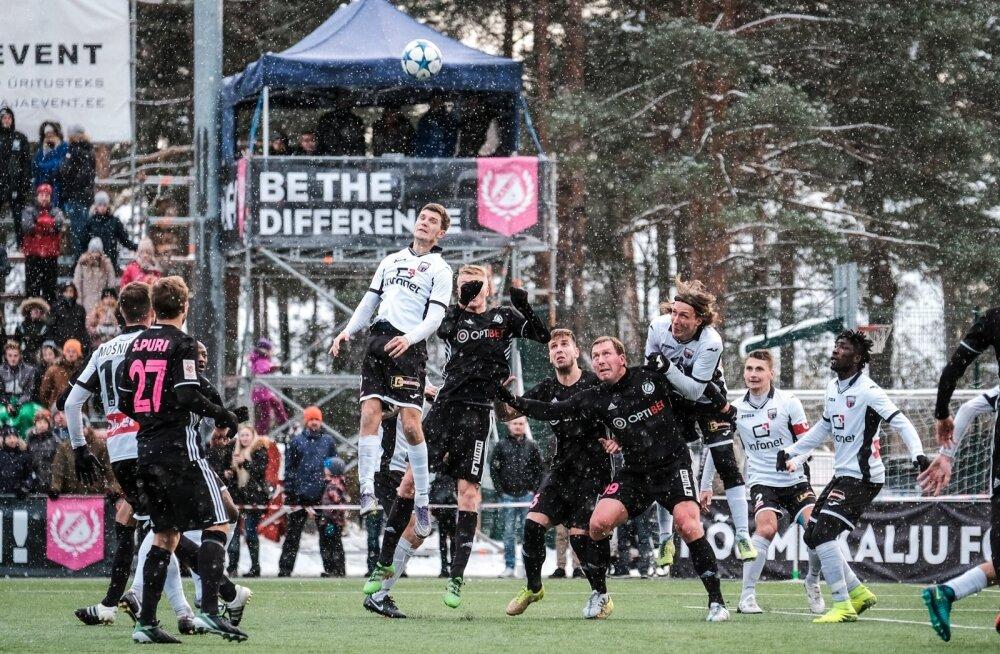 """Infonet võitis esimese Eesti meistritiitli. """"Meie sisu, iseloom ja meeskondlik mäng tõid meile selle tiitli,""""ütles Dmitri Kruglov."""
