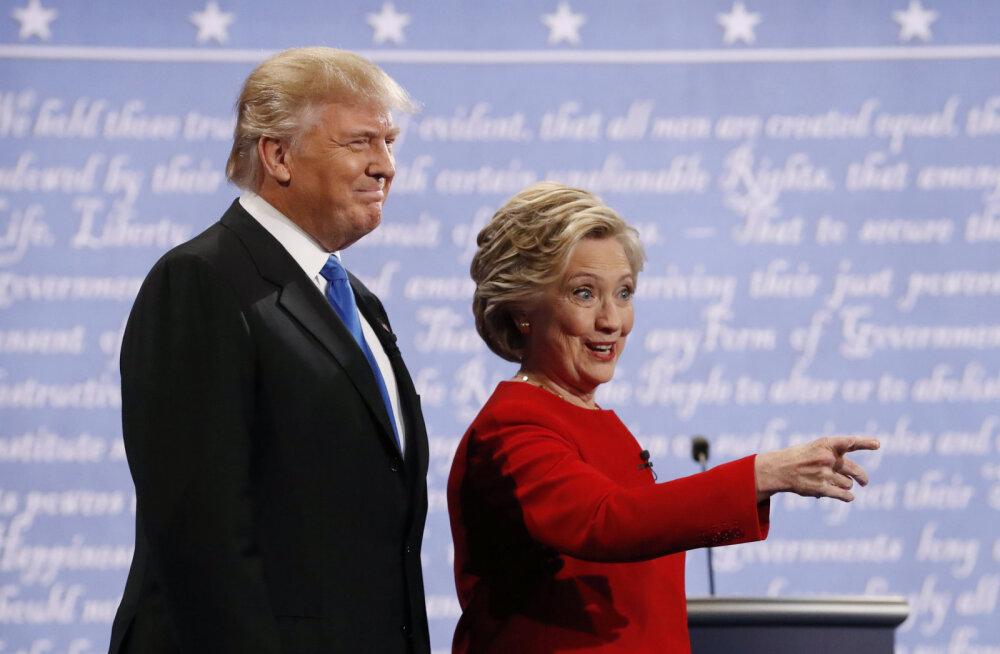 Trump: Hillary Clinton on hull