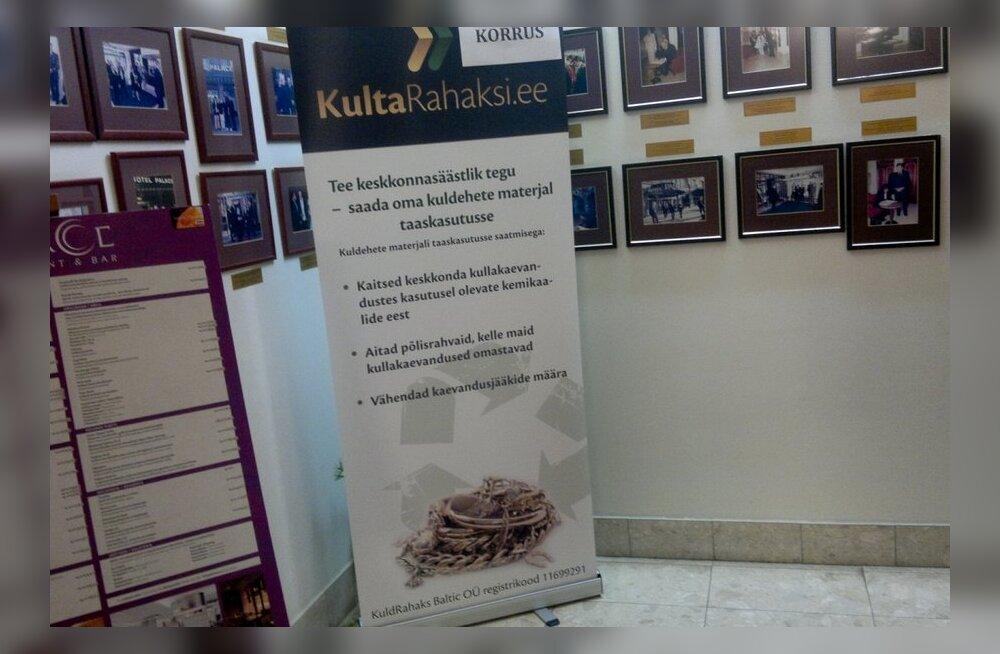 DELFI EKSPERIMENT: Kuidas Soome kullafirma Tallinnas kergeusklikke tüssab