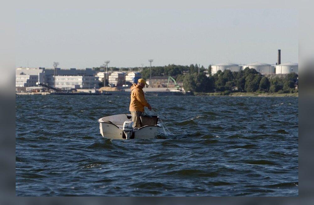 Kutselised kalurid imestavad uute nõuete üle