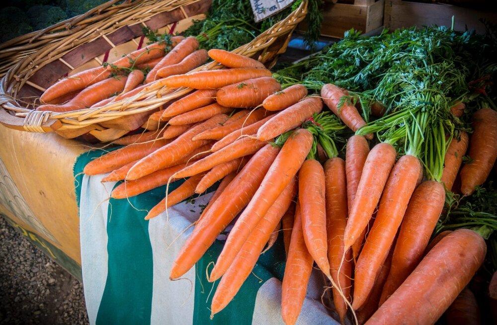Чем опасна мытая морковь из магазина