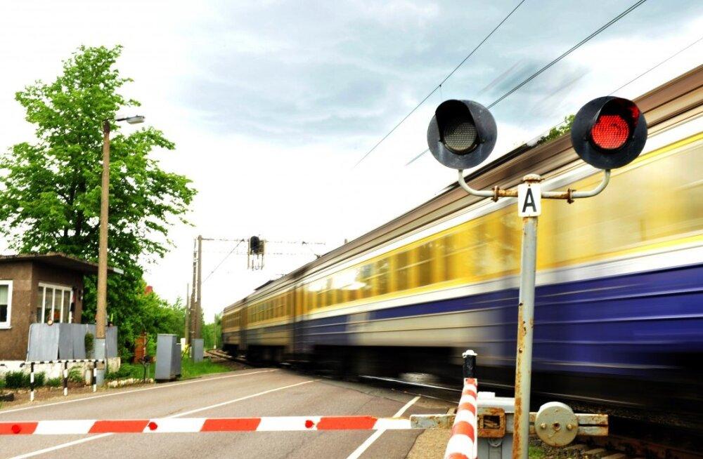 """Lätlased ütlesid Tartut läbivale Rail Balticule """"ei"""""""