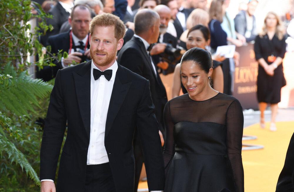 Vägagi üllatav! Prints Harry avalikustas, mitu last tema ja Meghan saavad