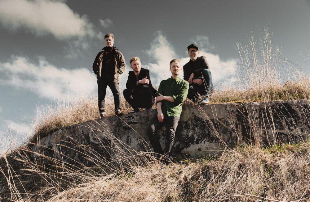 Ewert and The Two Dragons andis välja uue singli, bändi neljas täispikk album ilmub algaval nädalal