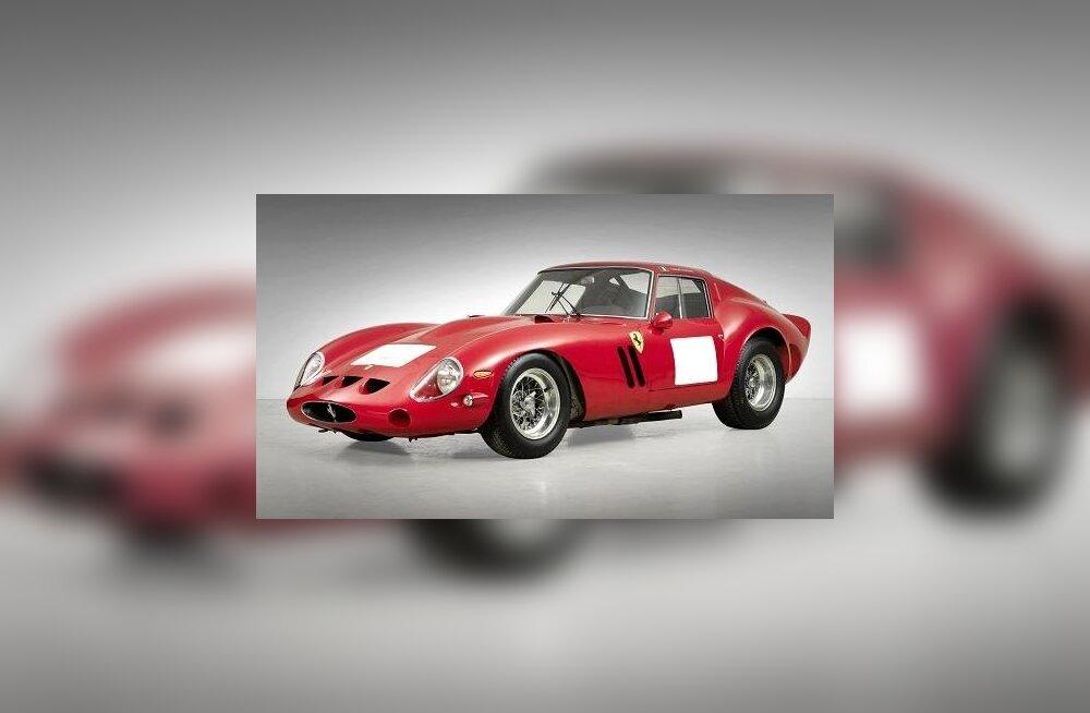 Ferrari 250 GTO Berlinetta.