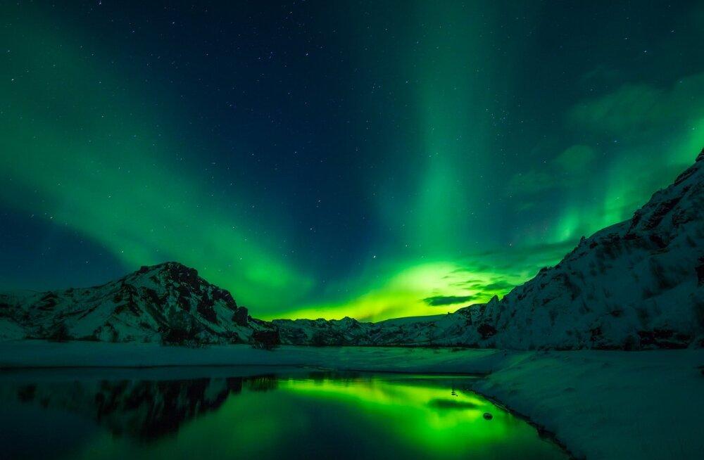 Mine Islandile virmalisi jahtima! Edasi-tagasi lennud Riiast alates 75 eurost, Tallinnast 153 eurost