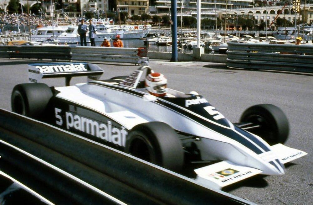 F1 aastal 1981: ninanips argentiinlastele ehk Nelson Piquet' esimene MM-tiitel