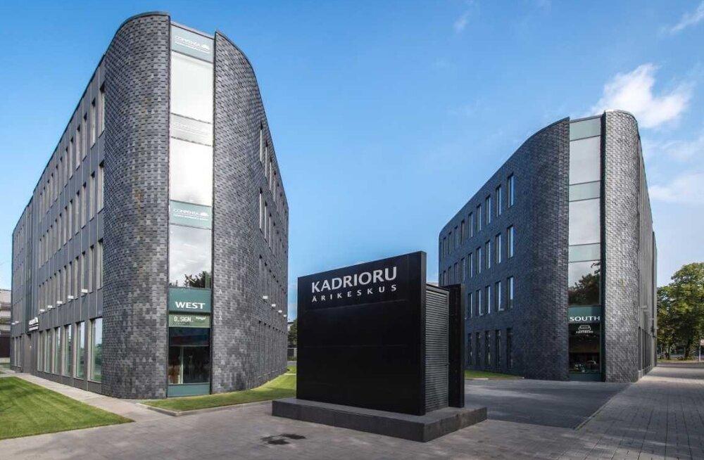 Efteni fond ostis Kadrioru Ärikeskuse
