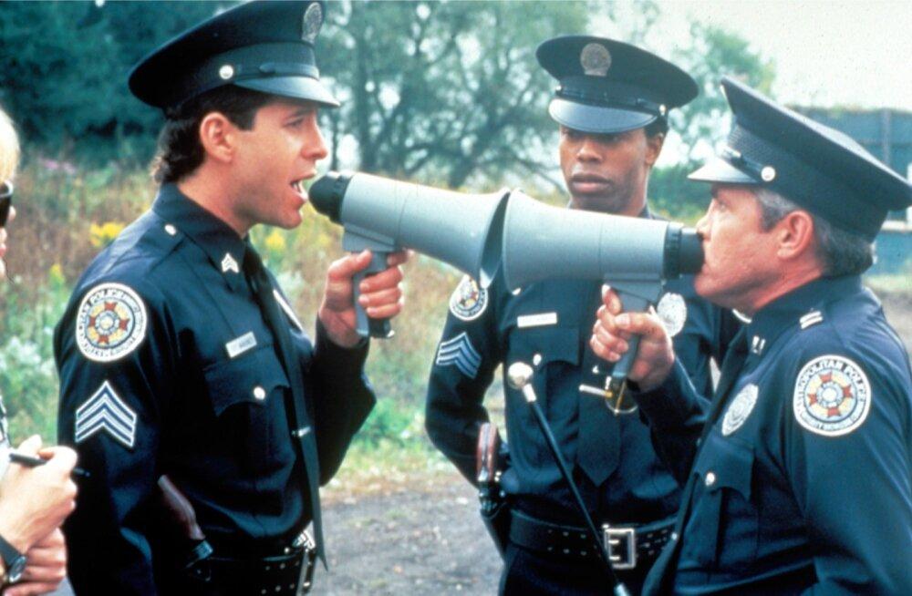 """Key ja Peele toovad """"Politseiakadeemia"""" tagasi"""